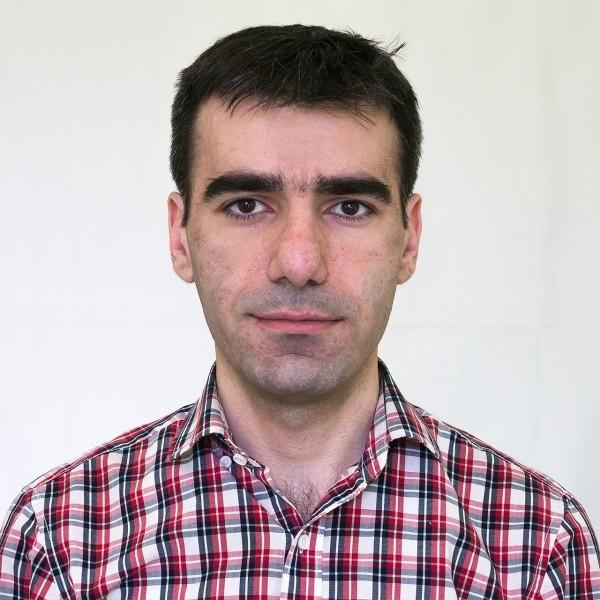 Dr. Tigran Ghahramanyan