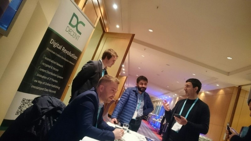 DECENT at Venture Capital & Private Equity Conference in Vienna